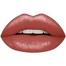 Huda Beauty Demi Matte Cream Lipstick - Mogul- a vintage nude-rose shade