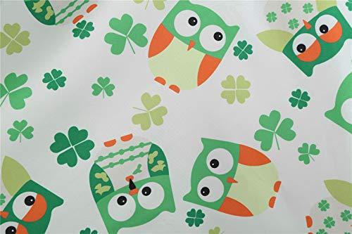 9690c2d750f4 Fenxxxl Women's St. Patrick's Day Dress Vintage Boatneck Sleeveless Casual  Dress Clover Dress S-