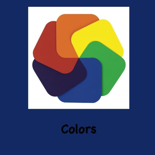 Colors (Easy English Readers) (Volume 9)