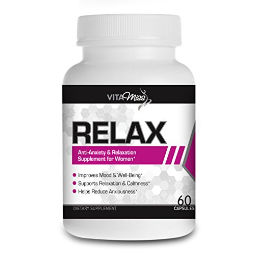Vitamiss Relax Promotes Relaxation Depression product image