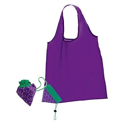 Amazon.com: Foldable Shopping Bag - Reuseable Lightweight ...