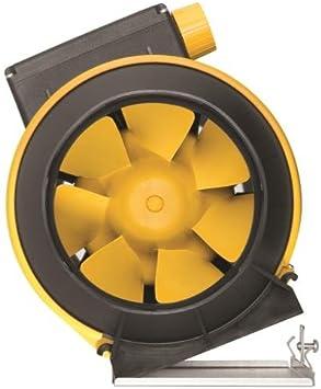 """Can-Fan Max Fan PRO SERIES 8/"""" 3-Speed with EZ Mount Bracket Fan In Line//Duct 863"""