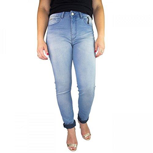 Calça Jeans Ellus Second Floor Gisele Super Skinny 19Sa411