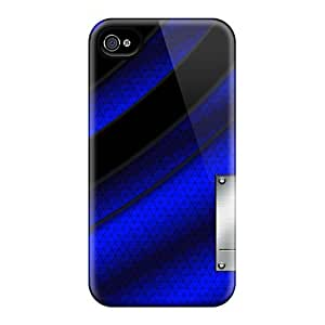 Perfect Fit RpjPViJ1966ybcca Android Blue Case For Iphone - 4/4s