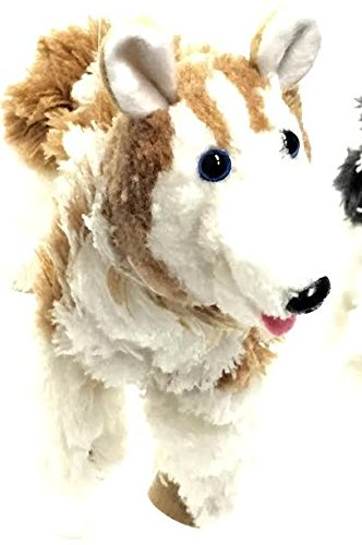 12-Husky-Dog-Puppets-Marionette-Puppets-Random-Charactor-1-Pack