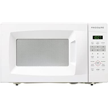 Frigidaire FFCM0724LW 700-watt Countertop Microwave, 0.7 Cubic Feet, White