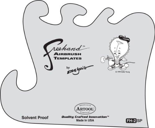 Freehand Template (Artool Freehand Template #2)