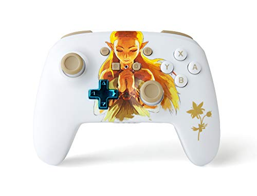 Joystick Powera Enhanced Wireless Controller For Switch Princess Zelda