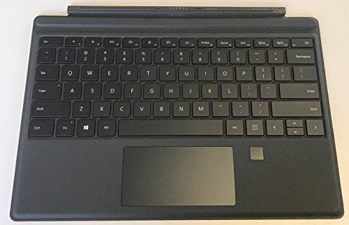 Microsoft Surface Pro Fingerprint Type Cover Black (RH9-00001)