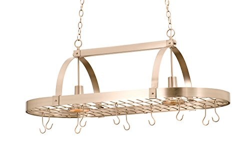 Kalco Lighting 3617SN Pot Rack