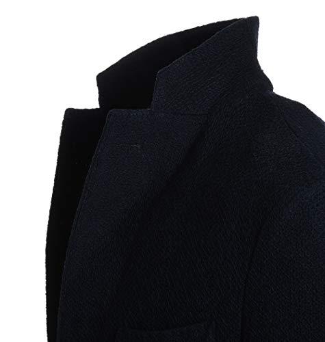 979ja3003btcrnjac2301611 Blazer Cotone Eleventy Uomo Blu wEFxqXXv6