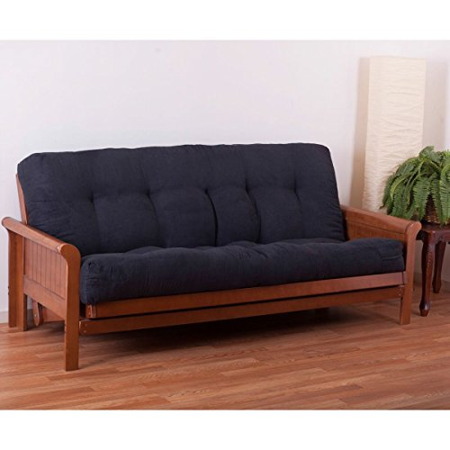 top best 5 futons with mattress included for sale 2016