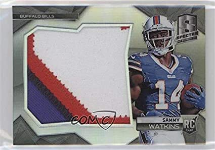 Amazon.com  Sammy Watkins  3 5 (Football Card) 2014 Panini Spectra ... 14ac4a241