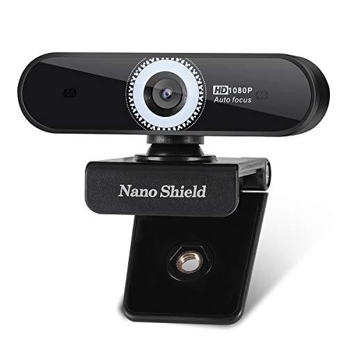 Auto Focus Webcam 1080P