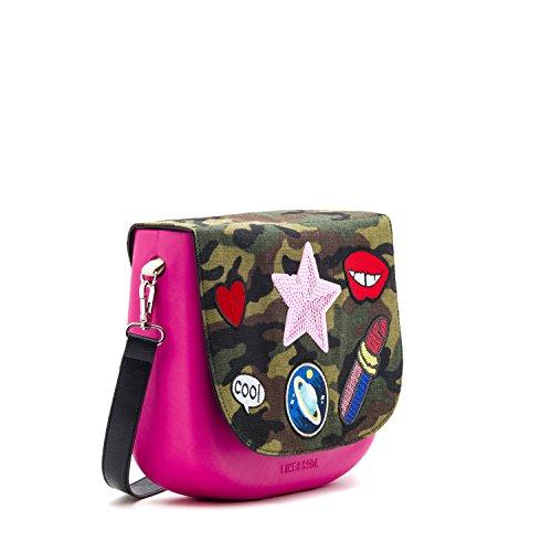 LIME AND SODA Women's Fashion Eva Crossbody Bag