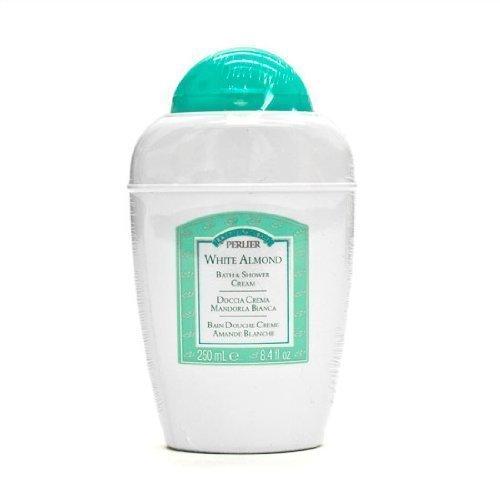 Perlier White Almond Bath & Shower Cream 8.4 fl.oz. (White Almond Bath)