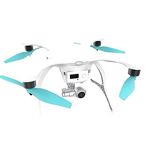 Drone ghostdrone 2.0 con gafas VR blanco (IOS Apple): Amazon.es ...