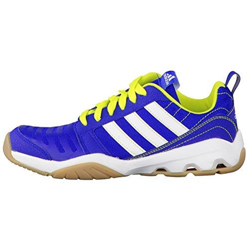adidas Kinder Schuhe Hallenschuhe Indoorschuhe Turnschuhe GymPlus 3 K blau