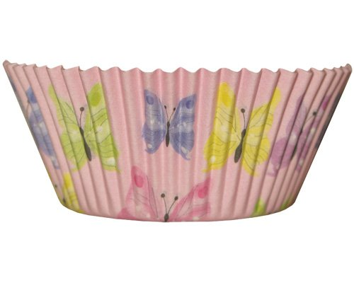 Butterfly Cupcake Baking Cups- Pack of 50