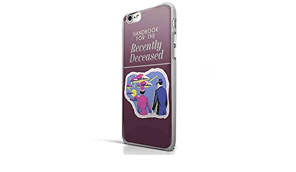 Beetlejuice - Handbook of the Recently Deceased iphone 11 case
