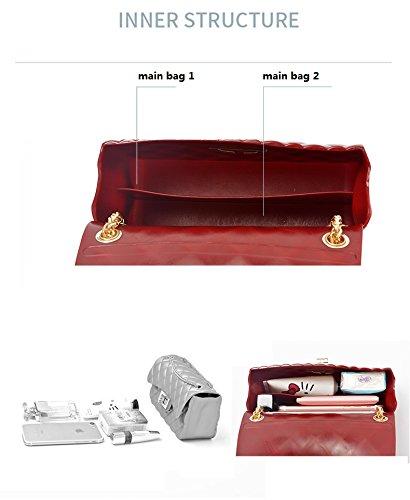 Double 15 Lightblue Long Creative Design Boucles cm D'oreilles Boucles Super OL Diamant Mode Chaîne Ligne Griffe Femmes D'oreilles Couche fqUaCIt