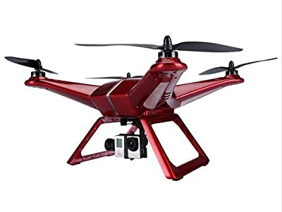 Dophin-FS Advanced Quadcopter Drone with 1080p HD Video Camera Follow Me