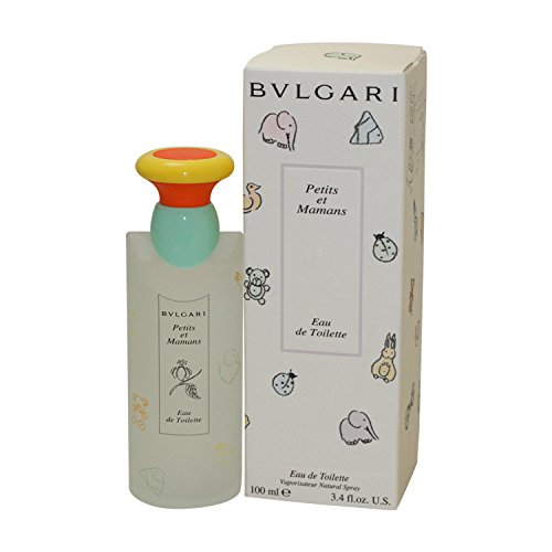 Bvlgari Petits and Mamans Eau de Toilette Spray for Women, 3.4 Fluid Ounce