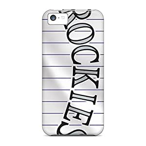 New Design Shatterproof NdzJtKa4096xpiVm Case For Iphone 5c (colorado Rockies)