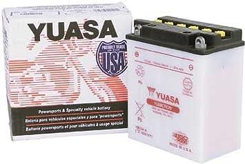 Amazon.com: Battery Cross Reference Chart Yuasa Yb10L-B2: Automotive