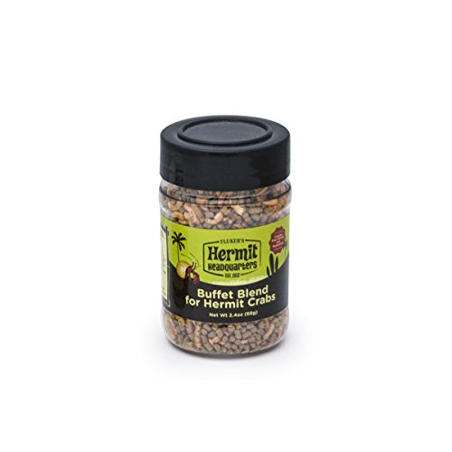d Diet - Food for Hermit Crabs, 2.4-Ounce (Diet Hermit Crab Food)