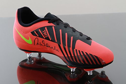 Liverpool Signed Football Boot