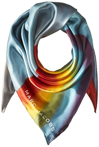 Marc Jacobs Women's Rainbow Scarf, Multi, One Size by Marc Jacobs