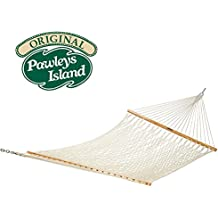 Pawleys Island Hammocks Large Original Cotton Rope Hammock