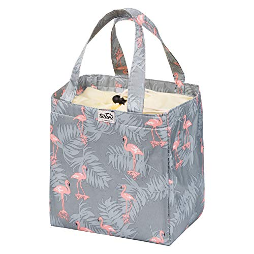 Halloween Bento Box (Reusable Lunch bag, Insulated Bento Box Cooler, Tote Handbag Container Women- Lunch tote Women, Kids, Students-)