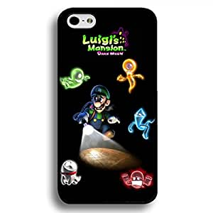 Luigi's Mansion Dark Moon Luigi's Mansion phone case 097 Iphone 6 Plus 6S Plus ( 5.5 Inch ) case black cover case for Iphone 6 Plus 6S Plus ( 5.5 Inch )