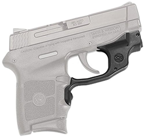 Crimson Trace Green Laserguard for Smith & Wesson M&P Bodyguard .380 - LG-454G