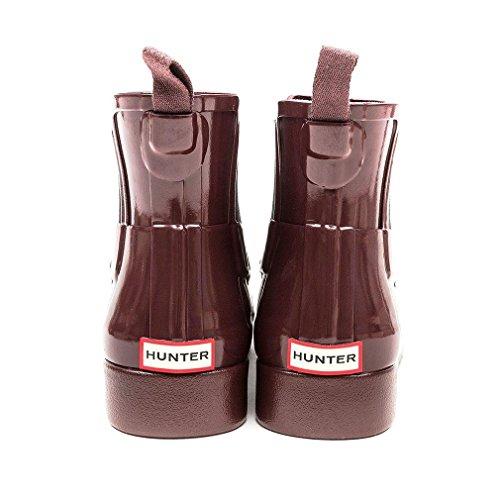 Dulse Gloss Wellie Original Ankle Refined Chelsea Hunter Womens Boot Waterproof wzfqIOx