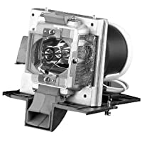 331-7395 Dell Projector Lamp Replacement. Projector Lamp Assembly with Genuine Original Philips UHP Bulb Inside.