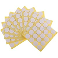 Holidaysummer - Pegatinas para mechas de velas, 200