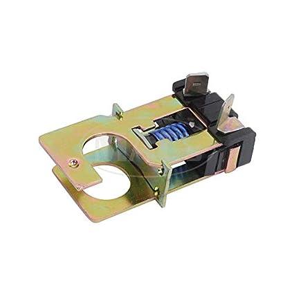/&Mercury MACs Auto Parts 60-43118 Brake Light Switch Mounts On The Brake Pedal Arm