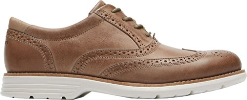 Rockport Mens Total Motion Fusion Sandalo Con Cinturino In Pelle