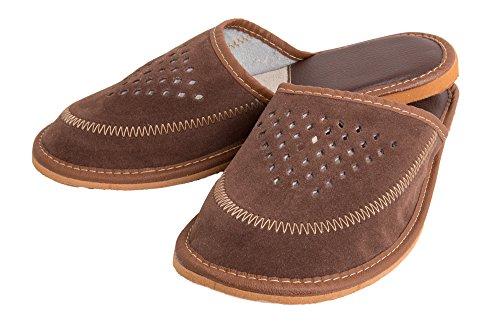 Moda Dintérieur Calde Di Pantofole Fos113 Traspirante Uomini Futuro Cuoio Antiscivolo Confortevoli Scarpe 4Y1xq4Xr