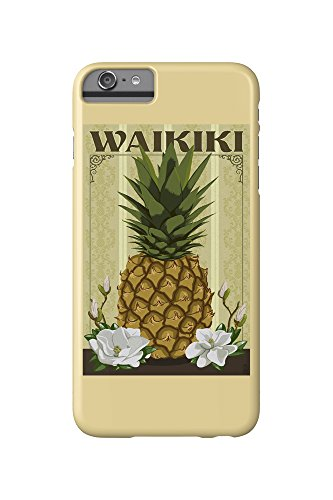 waikiki-beach-hawaii-colonia-pineapple-with-magnolias-iphone-6-plus-cell-phone-case-slim-barely-ther