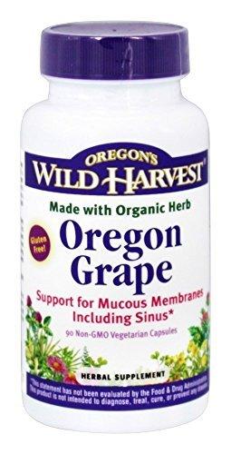 Oregon's Wild Harvest Oregon Grape