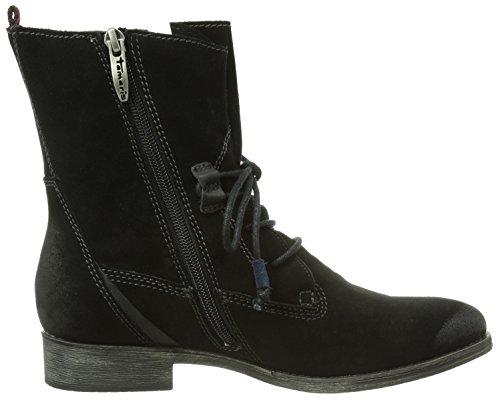 25146 Women's 001 Black Tamaris Boots black d54WXXnRU