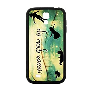 never grow up Phone Case for Samsung Galaxy S4 Case