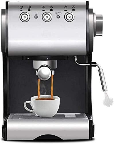 DJY-JY Filtro de Goteo Cafetera Permanente Máquina de café Capuchino con Advanced System y Agua Caliente Boquilla for café o té hogar y la Oficina de Goteo Cafetera: Amazon.es: Hogar