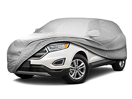 Carscover Custom Fit   Ford Edge Suv Car Cover Heavy Duty All Weatherproof Ultrashield
