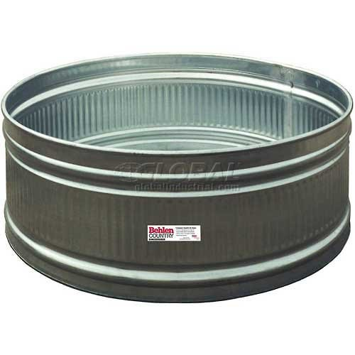 Behlen Country Steel Stock Tank 50130138 Round Approximately 250 (Galvanized Steel Tank)