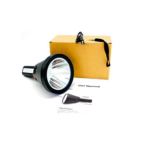 Lumens Bright Ambertech Rechargeable 5000 Frontale Lampe Super 80wOXknPN